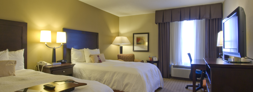 Hampton Inn Seniors Rate