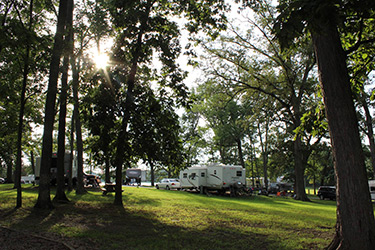 Buffalo Trace Campground