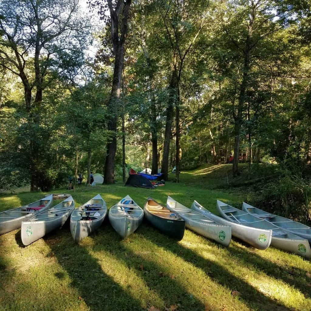Old Mill Canoe Rental