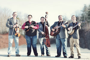 Danny Paisley and The Southern Grass bluegrass