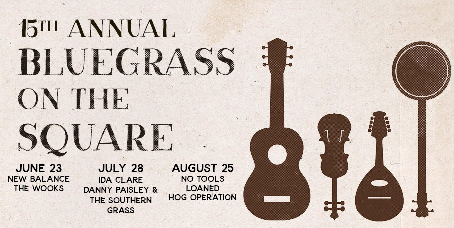 Bluegrass on the Square