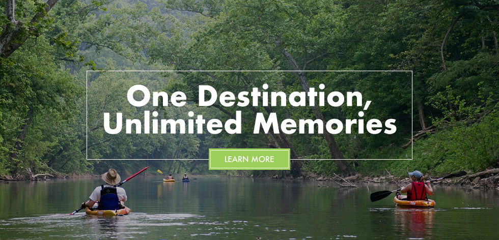 One Destination, Unlimited Memories