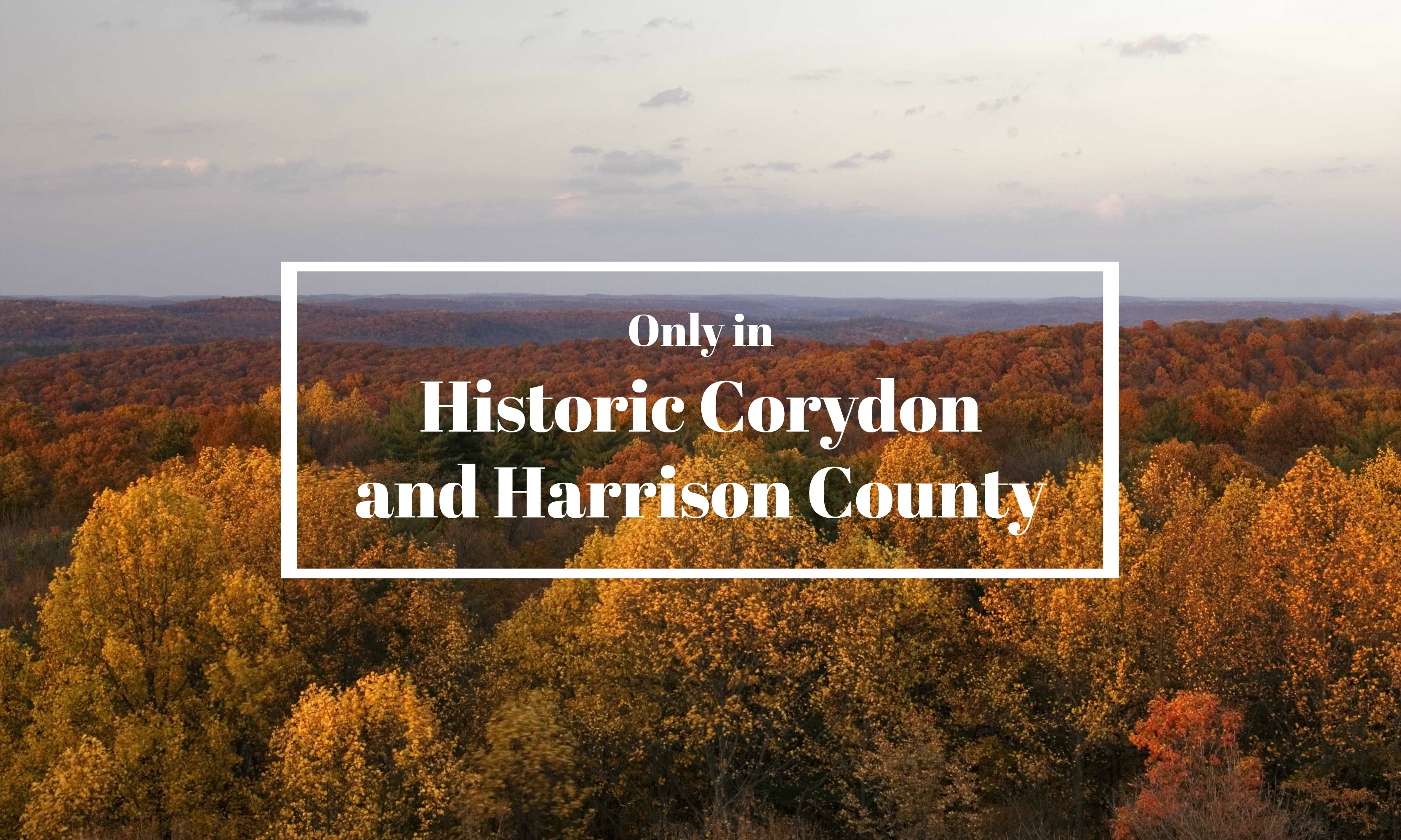Fall Events in Harrison County