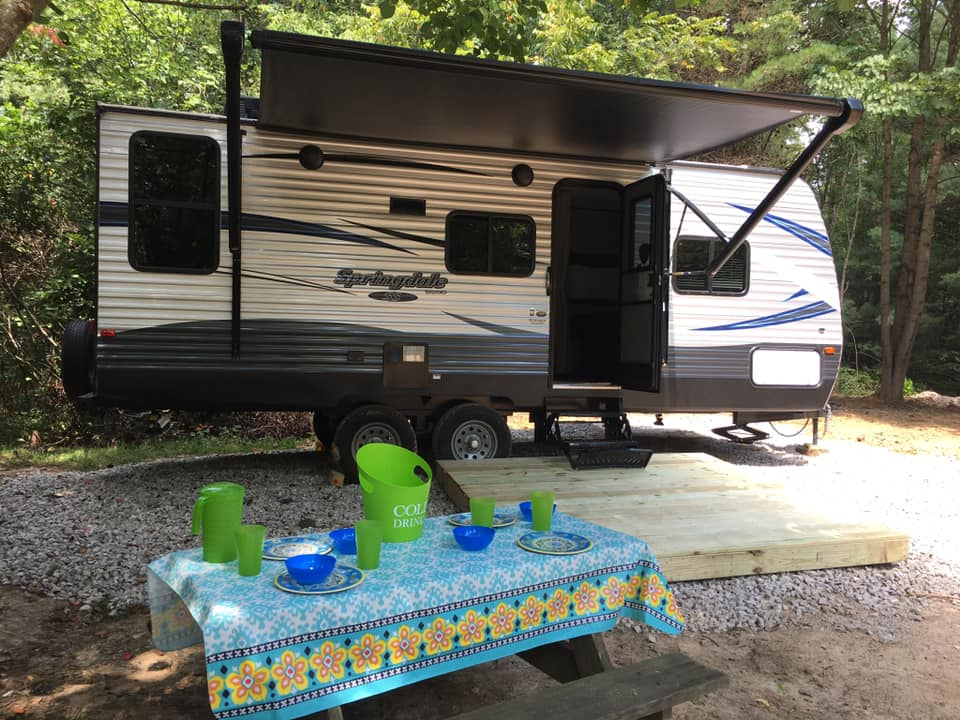 Buffalo Trace Park RV Rental