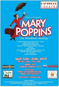 Hayswood Theatre presents Mary Poppins